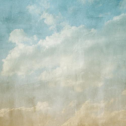 Click Props Backdrops Cloudy Day Backdrop (5 x 5')