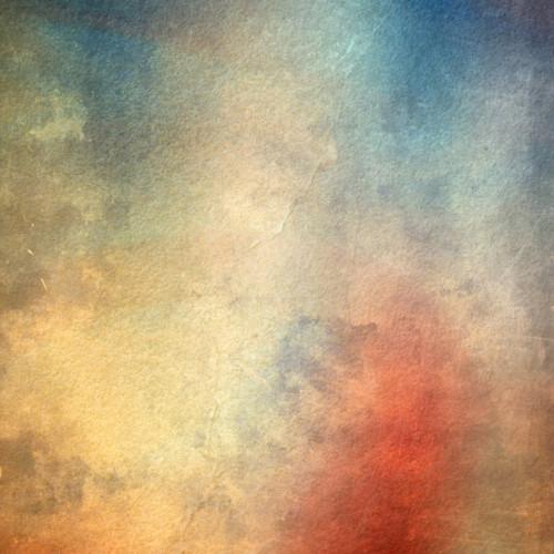 Click Props Backdrops Parchment Rainbow Backdrop (5 x 5')