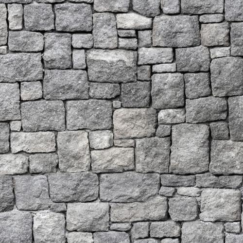 Click Props Backdrops Castle Wall Backdrop (5 x 5')