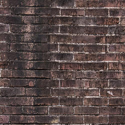 Click Props Backdrops Dirty Brick Wall Backdrop (5 x 5')