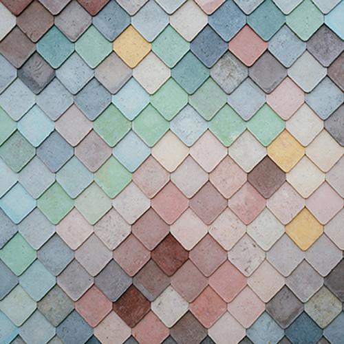 Click Props Backdrops Coloured Slate Backdrop (5 x 5')