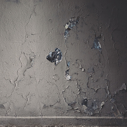 Click Props Backdrops Decaying Wall Backdrop (5 x 5')