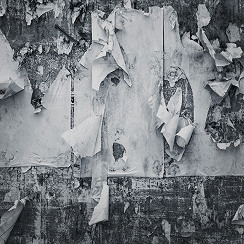 Click Props Backdrops Ripped Poster Wall Backdrop (5 x 5')