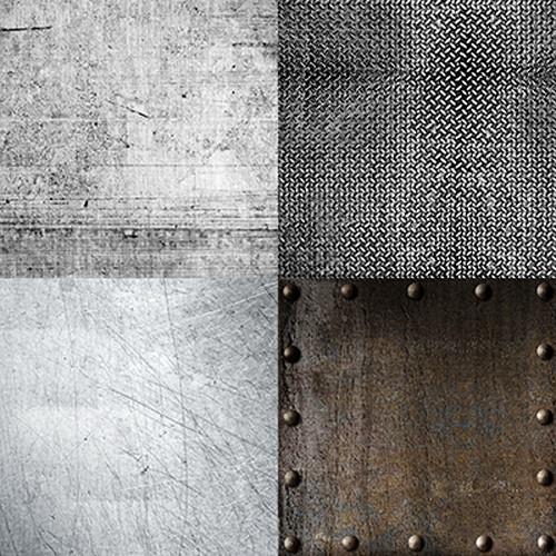 Click Props Backdrops Quad Metal Backdrop (5 x 5')