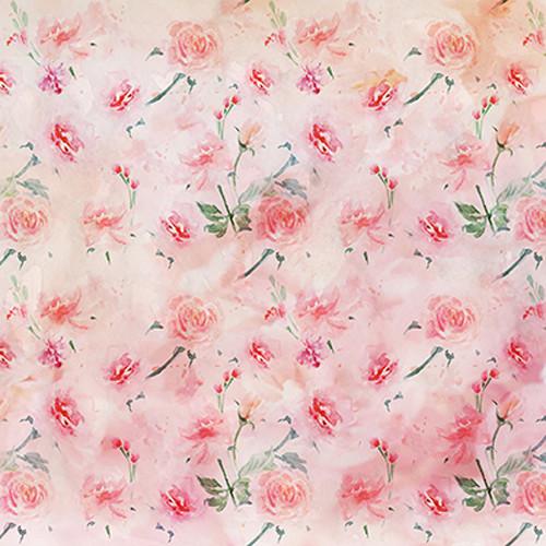 Click Props Backdrops Pastel Rose Pink Backdrop (5 x 5')