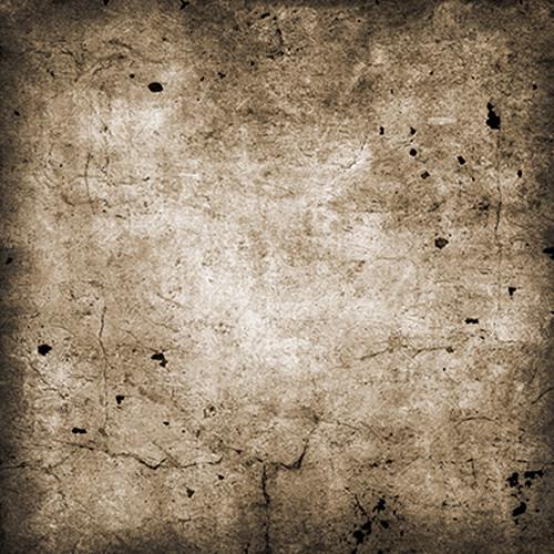 Click Props Backdrops Flecks and Cracks Brown Backdrop (5 x 5')