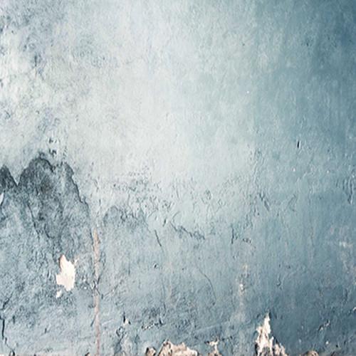 Click Props Backdrops Punchy Blue Plaster Backdrop (5 x 5')