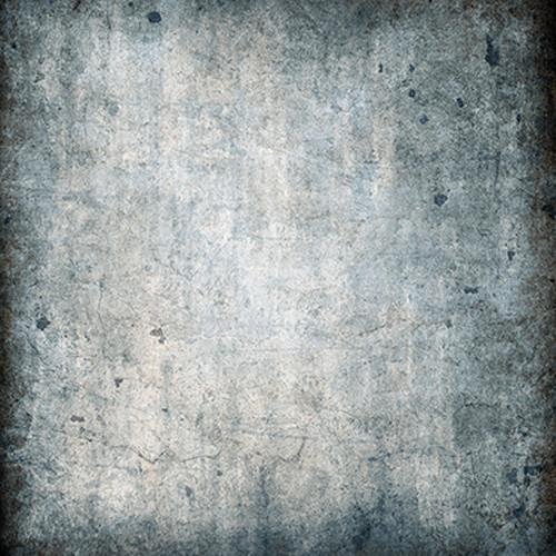 Click Props Backdrops Flecks and Cracks Gray Backdrop (5 x 5')