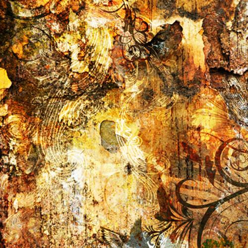 Click Props Backdrops Rust Pattern Backdrop (5 x 5')