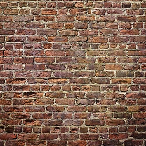 Click Props Backdrops Brick Natural Backdrop (5 x 5')
