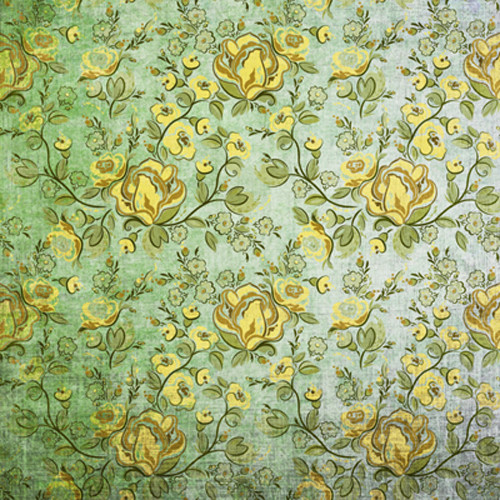 Click Props Backdrops Rose Yellow Backdrop (5 x 5')