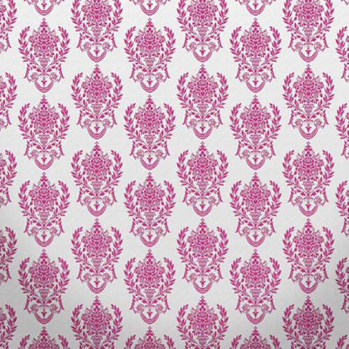 Click Props Backdrops Damask2 W Pink Backdrop (5 x 5')