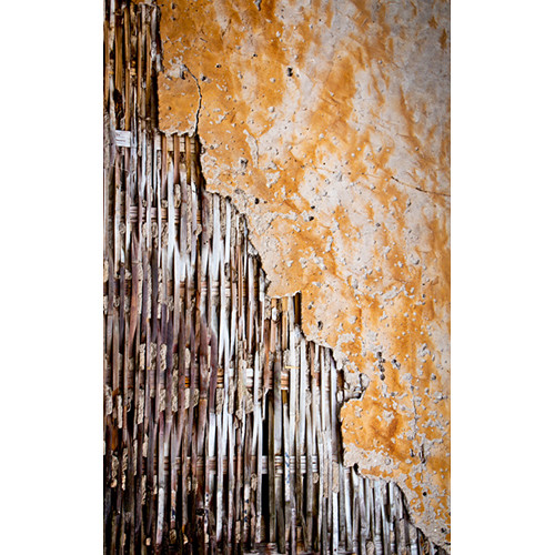 Click Props Backdrops Bamboo Wall Backdrop (5 x 8')