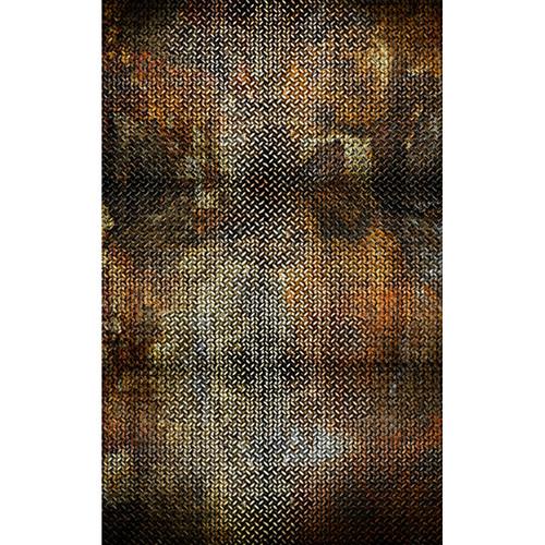 Click Props Backdrops Metal Rust Backdrop (5 x 8')