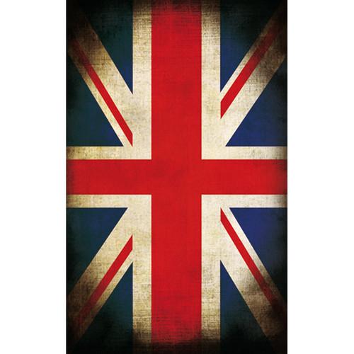 Click Props Backdrops Union Jack 2 Backdrop (5 x 8')