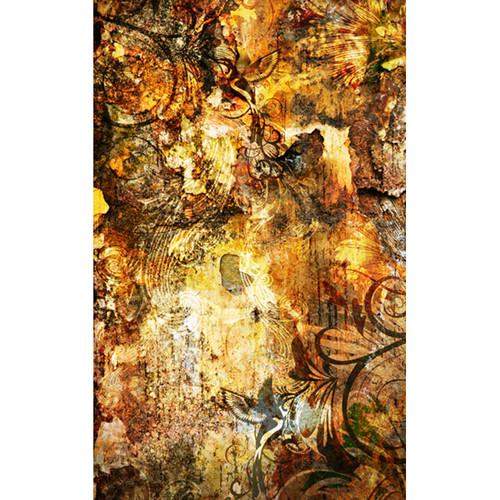Click Props Backdrops Rust Pattern Backdrop (5 x 8')