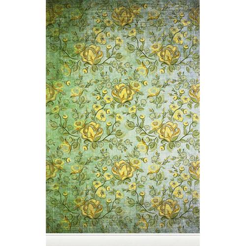 Click Props Backdrops Rose Yellow Backdrop (5 x 8')
