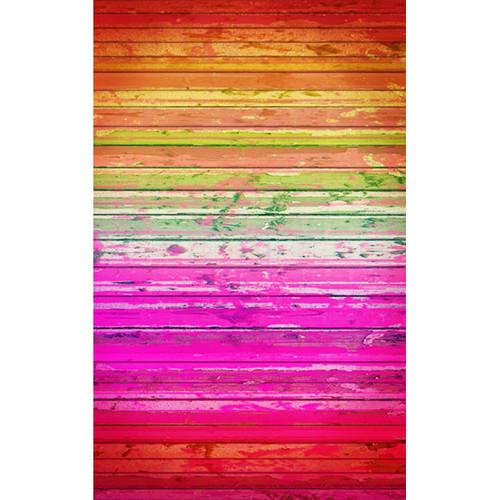 Click Props Backdrops Rainbow Backdrop (5 x 8')