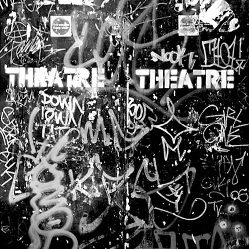 Click Props Backdrops Graffiti Door 1 Backdrop (5 x 5')