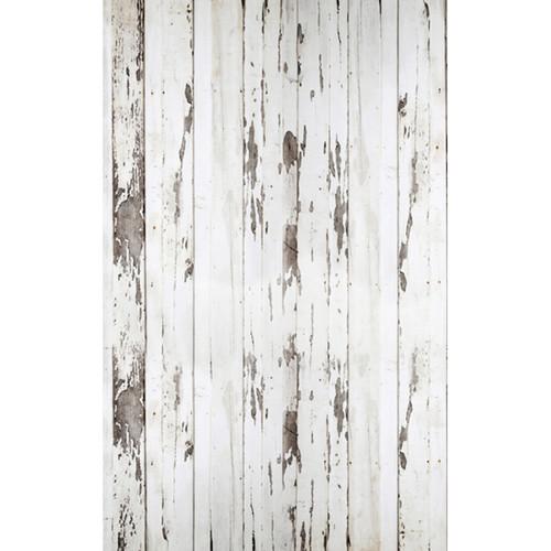 Click Props Backdrops White Floor Backdrop (5 x 8')