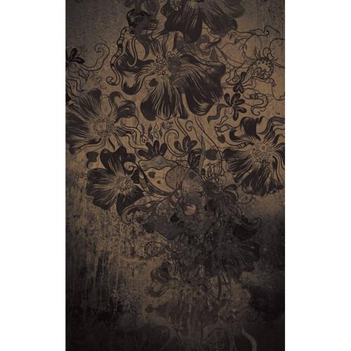 Click Props Backdrops Flowerbomb Gold Backdrop (5 x 8')