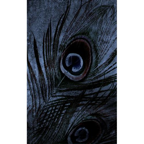 Click Props Backdrops Peacock Blue Backdrop (5 x 8')