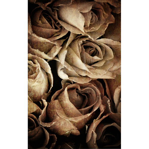 Click Props Backdrops Rose Weathered Gray Backdrop (5 x 8')