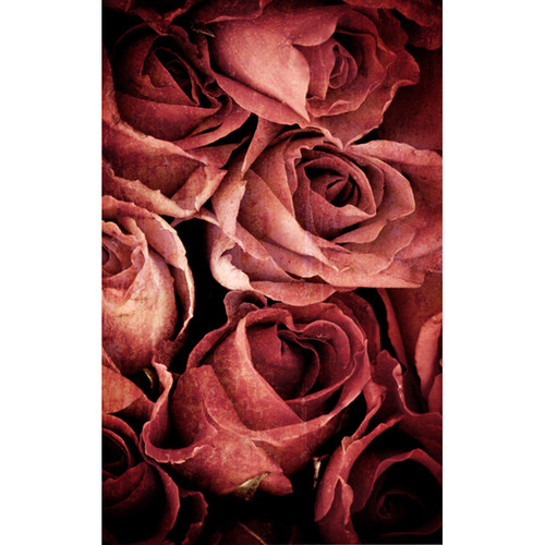 Click Props Backdrops Rose Weathered Pink Backdrop (5 x 8')