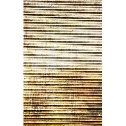 Click Props Backdrops Rusty Shutter Backdrop (5 x 8')