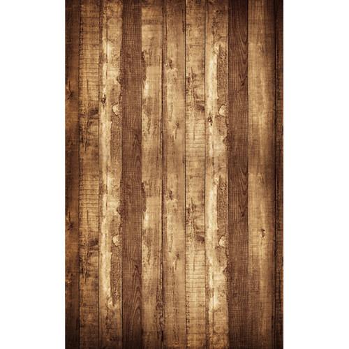 Click Props Backdrops Wood Plank Backdrop (5 x 8')