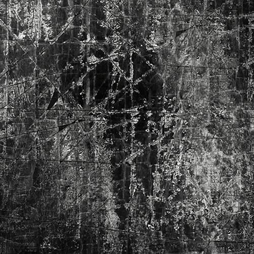 Click Props Backdrops Black Scratch Backdrop (5 x 5')