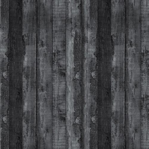 Click Props Backdrops Gray Plank Backdrop (5 x 5')
