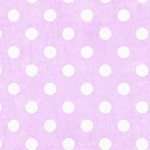 Click Props Backdrops Large Polka Dot Purple Backdrop (5 x 5')