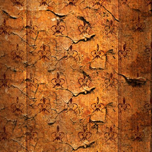 Click Props Backdrops Old Wallpaper Backdrop (5 x 5')