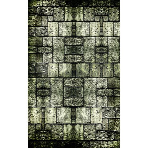 Click Props Backdrops Stone Floor Smaller Backdrop (5 x 8')