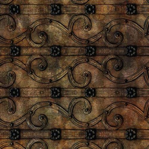 Click Props Backdrops Gate Backdrop (5 x 8')