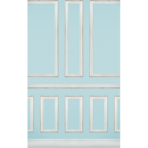 Click Props Backdrops Panels Blue Backdrop (5 x 8')