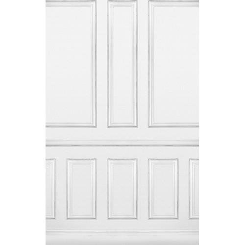 Click Props Backdrops Panels White Backdrop (5 x 8')