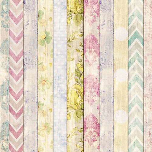 Click Props Backdrops Pattern Wood Plank Backdrop (5 x 5')