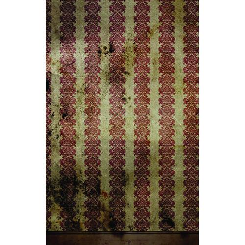 Click Props Backdrops Crimson Gold Backdrop (5 x 8')