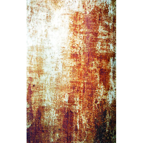 Click Props Backdrops Rusty Wall Backdrop (5 x 8')