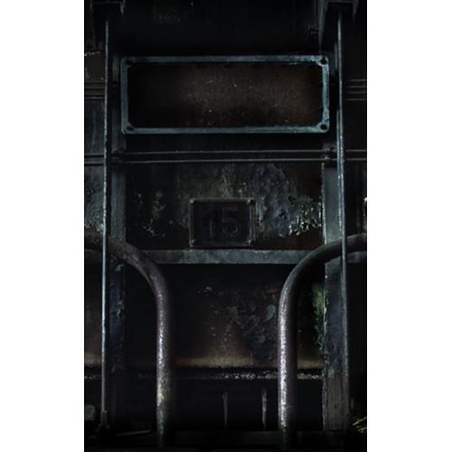 Click Props Backdrops Metal Works Backdrop (5 x 8')