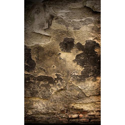 Click Props Backdrops Ancient Wall Backdrop (5 x 8')