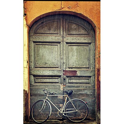 Click Props Backdrops Bike and Arch Backdrop (5 x 8')