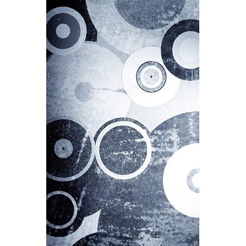 Click Props Backdrops Retro Disc Backdrop (5 x 8')