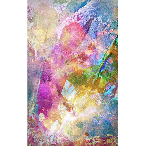Click Props Backdrops Paint Splash Backdrop (5 x 8')