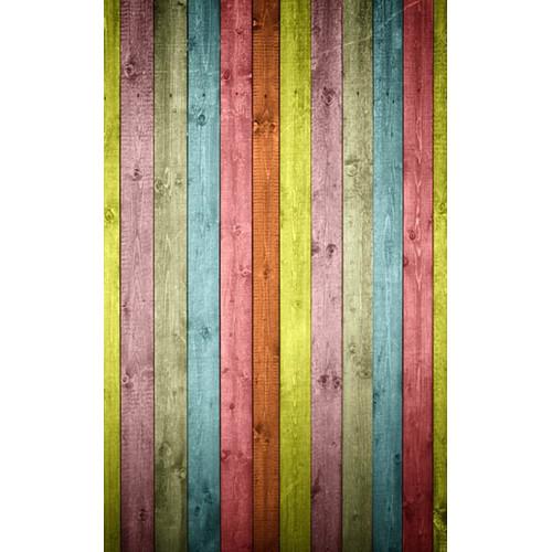 Click Props Backdrops Colored Wood Backdrop (5 x 8')