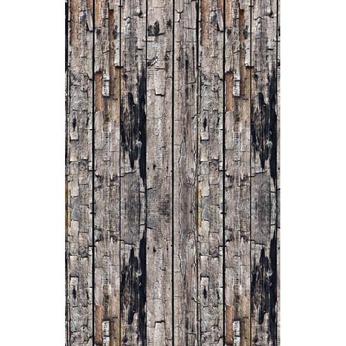 Click Props Backdrops Rustic Wood Backdrop (5 x 8')