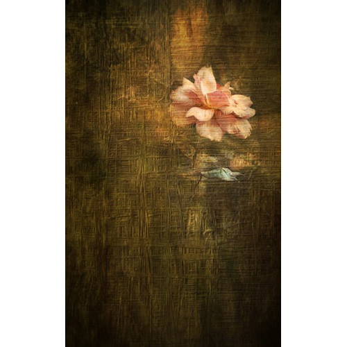 Click Props Backdrops Tapestry Flower Backdrop (5 x 8')