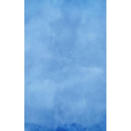 Click Props Backdrops Blue Master Backdrop (5 x 8')